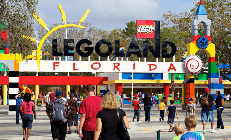 Legoland in Winter Haven, FL
