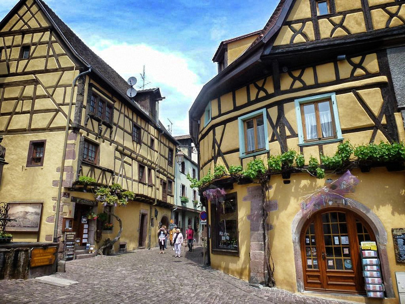 The Alsace Wine