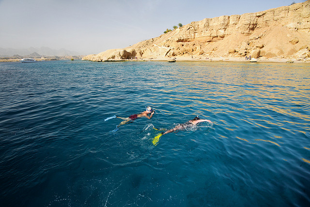 Things To Do In Sharm el Sheikh Ras Mohamed National Park