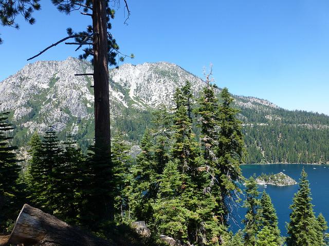 Lake Tahoe Inspiration Point