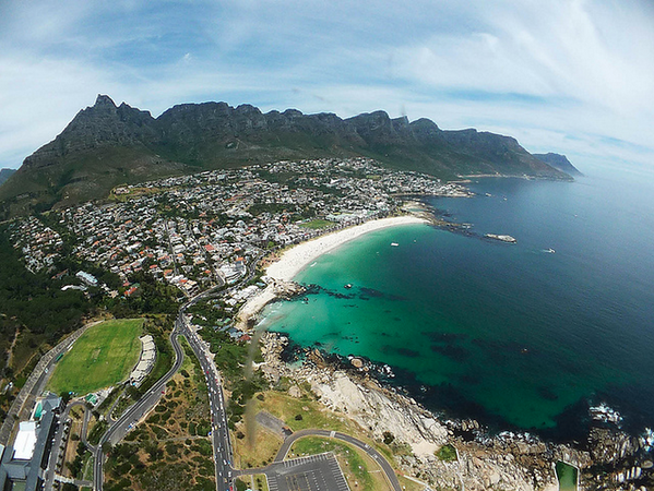 Dream Travel Adventures Paragliding in Cape Town, South Africa