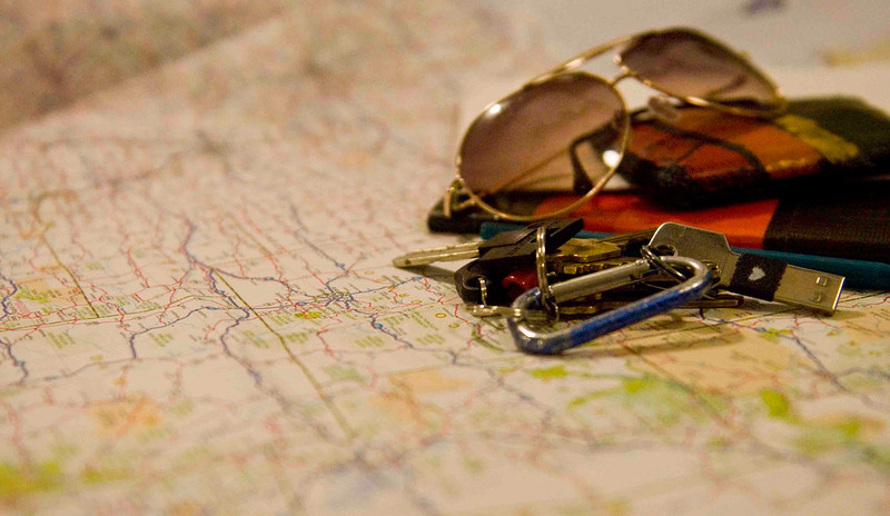 maps for your road trip