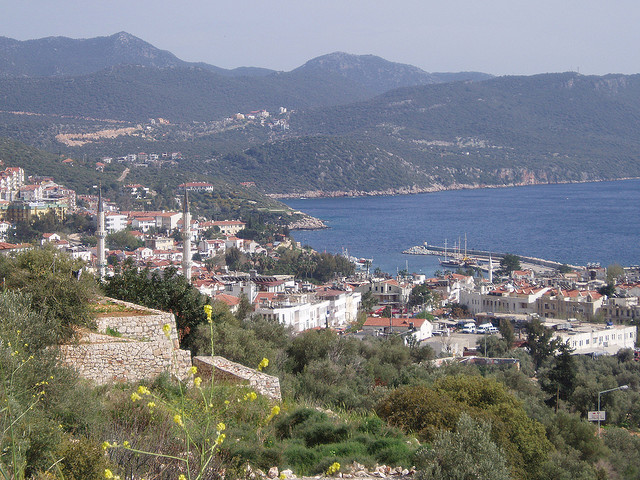 Kas, Turkey