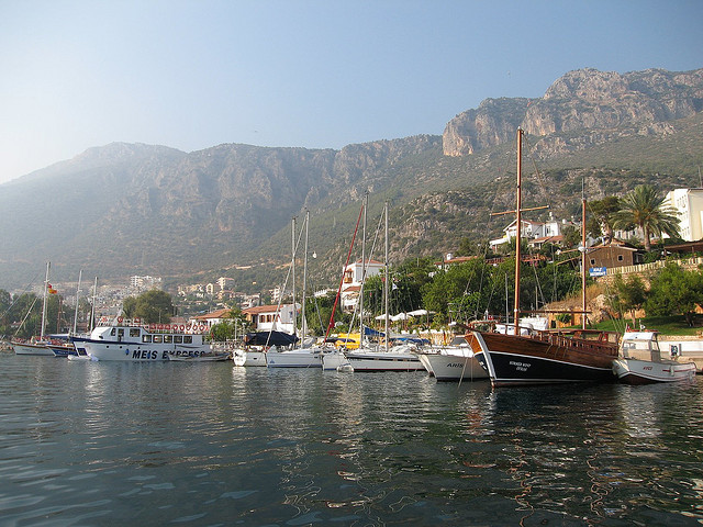 Kas, Turkey Harbor
