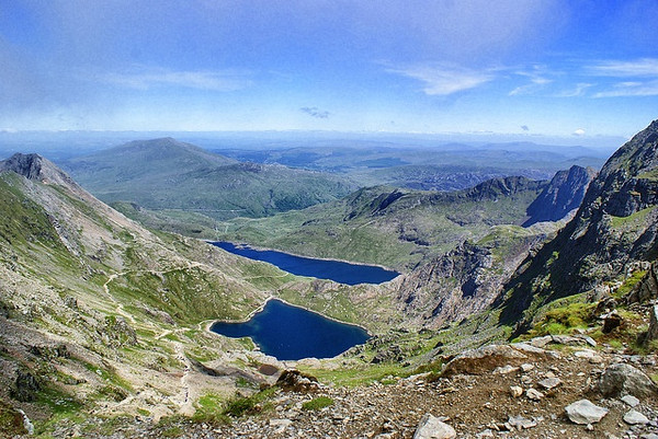 Snowdonia: A Timeless Land of Myths and Legend King Arthur
