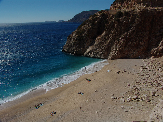 Kas, Turkey Beaches