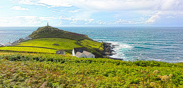 3 Great Reasons to Visit Cape Cornwall, England