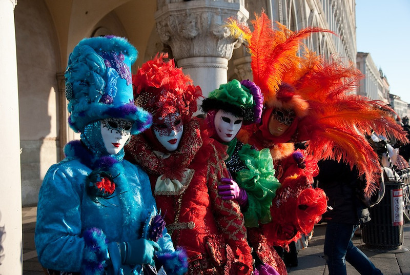 Top 5 Festivals and Carnivals