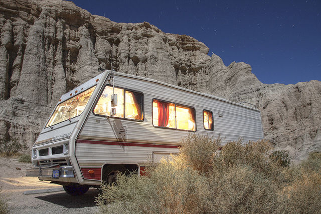 Full-Time Traveling - RV Style