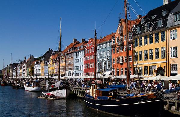 Stockholm to Copenhagen drive