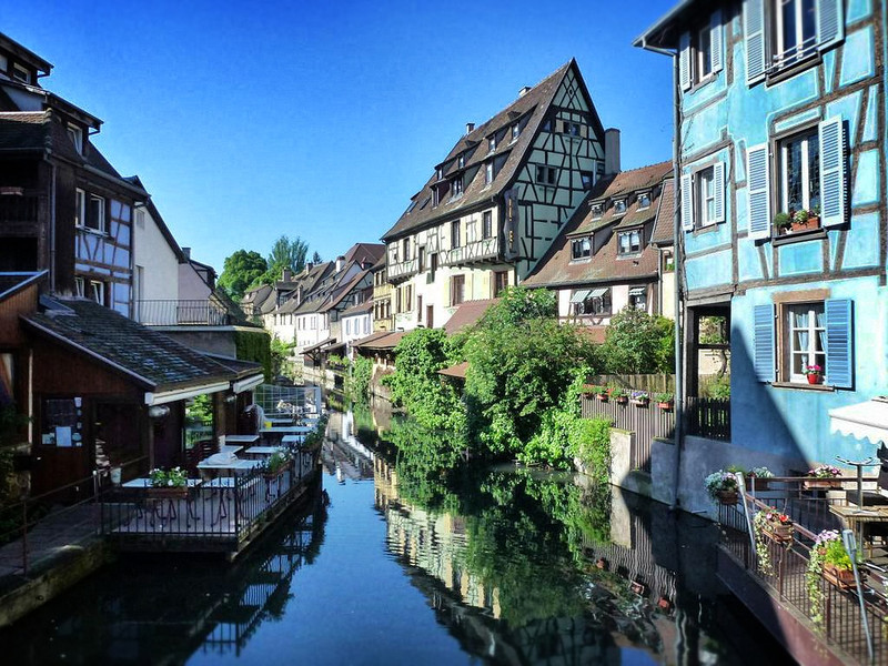 Colmar - The Best of France & Germany?