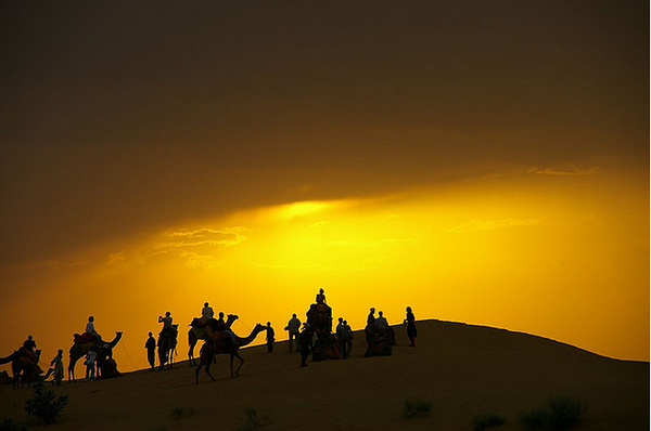 Jaisalmer - The Golden City