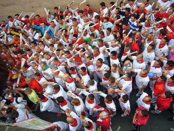 What To Wear When Running with the Bulls in Spain