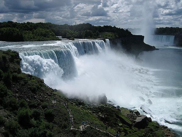 Road Trip Through Canada Niagara Falls