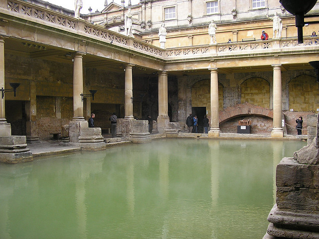 London's Roman Baths