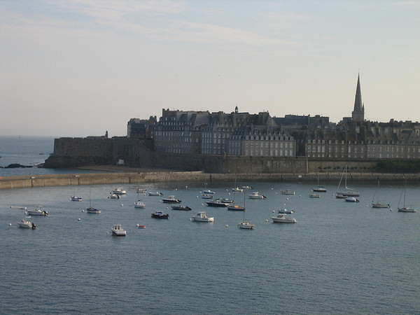 Saint-Malo:  Small Town, Big History
