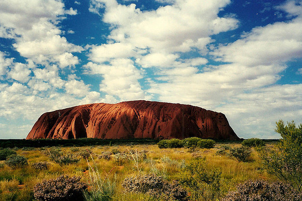 Australian Outback Adventure in Uluru-Kata Tjuta National Park