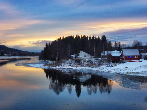 countryside of Norway