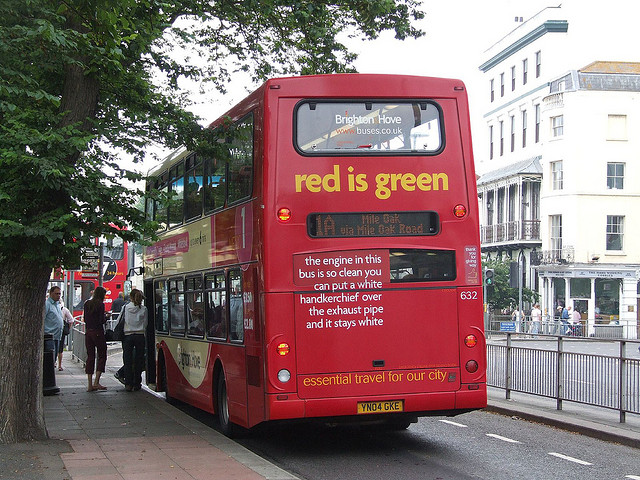 Green tes in london