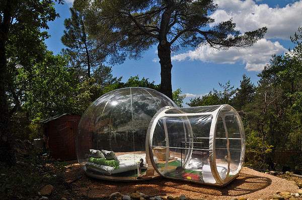 Unusual Hotels Around The World Attrap'Rêves – France