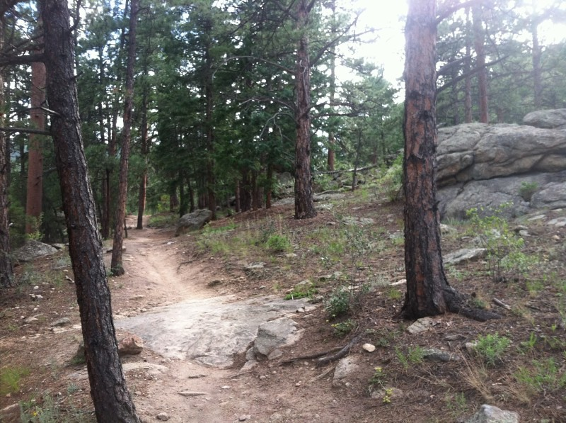 Three Sisters Park Evergreen Colorado