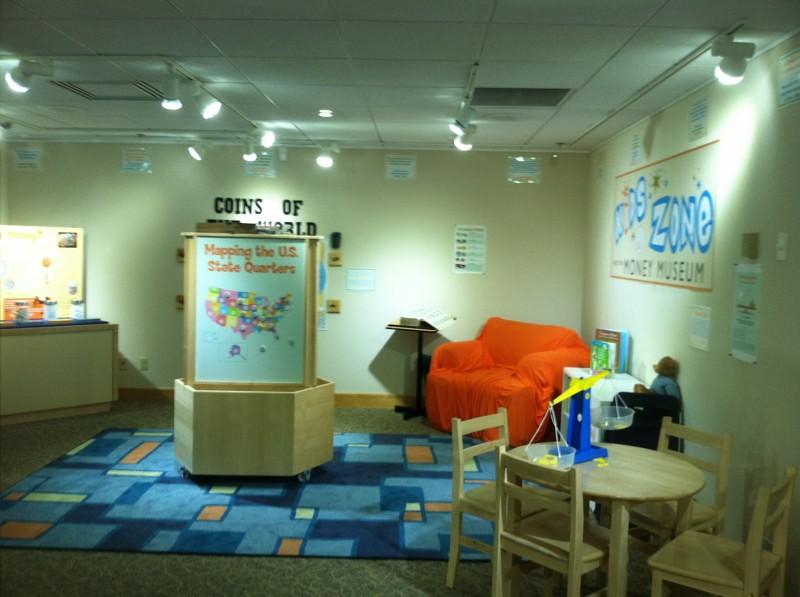 Money Museum Kids' Zone