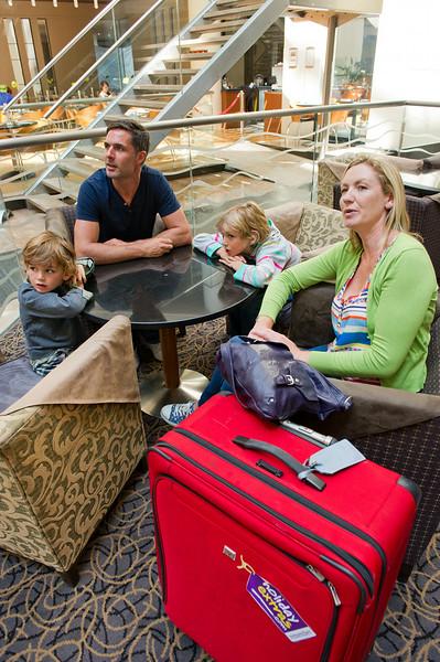 Family Holidays Baggage