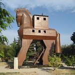 City of Troy Trojan Horse