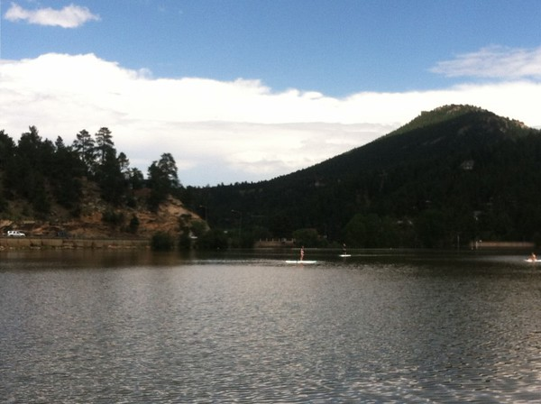 Evergreen Lake