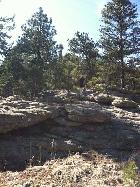 Alderfer Three Sisters Park in Evergreen Colorado