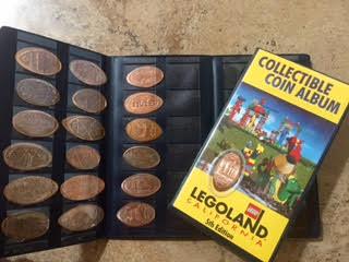 Legoland Flat Penny Book