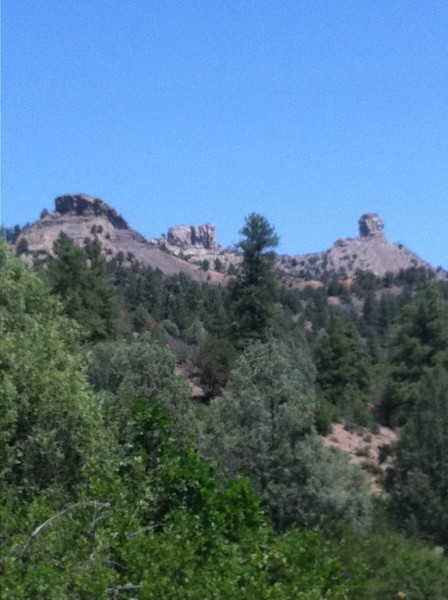 Chimney Rock Colorado
