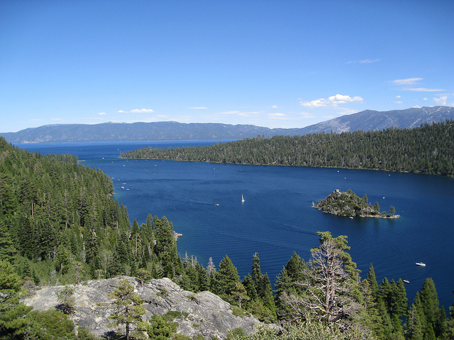 Things to Do in Tahoe Explore the Perimeter of the Lake