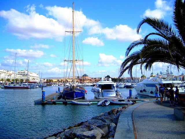 Golden Triangle marina