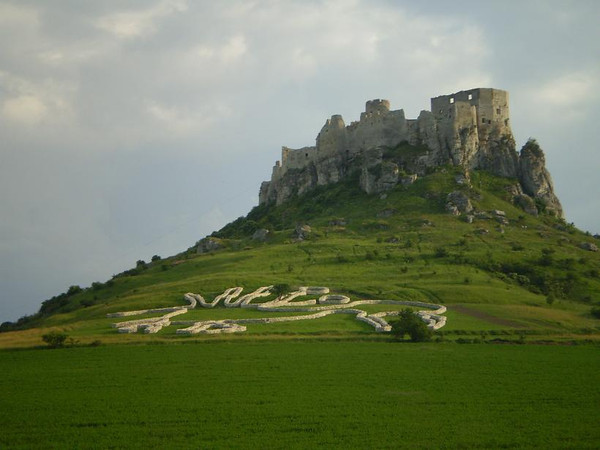 Spissky Castle slovakia
