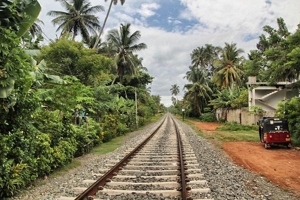 Sri Lanka Train