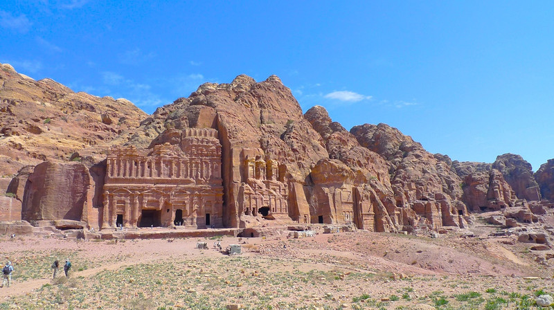 7 Wonders of the World - Petra, Jordan