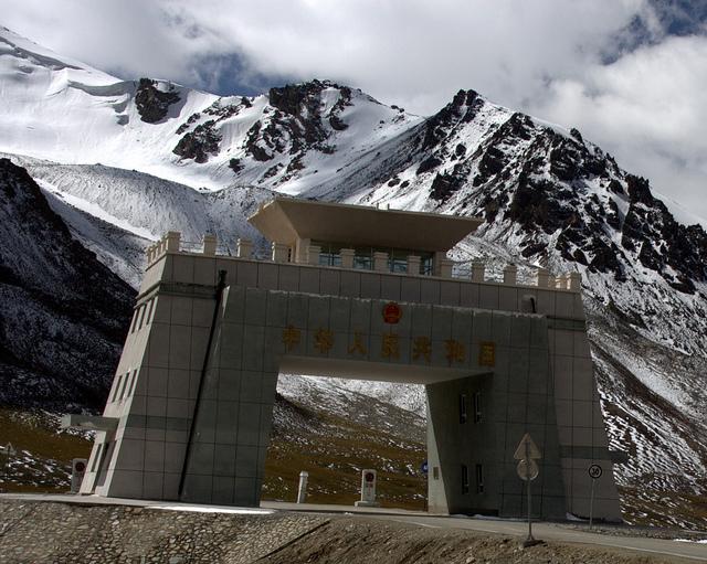 Khunjerab Pass Pakistan