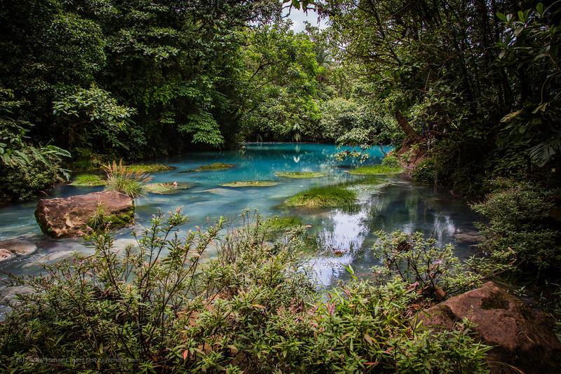 Costa Rica's Río Celeste
