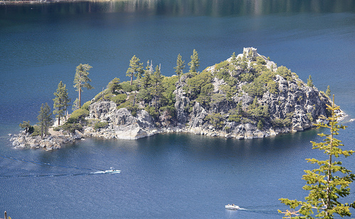Visit Fanette Island is a great thing to do in Lake Tahoe