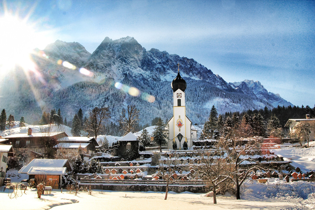 Best Places To Enjoy Winter In Europe
