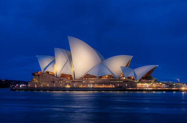 Traveling the East Coast of Australia Sydney