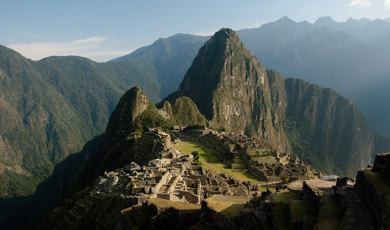 7 Wonders of the World - Machu Picchu, Peru
