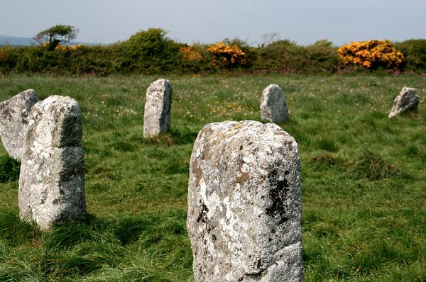 Cornish Stone Circles