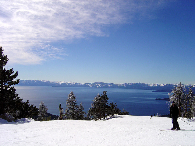 Things to Do in Lake Tahoe Skiing Lake Tahoe
