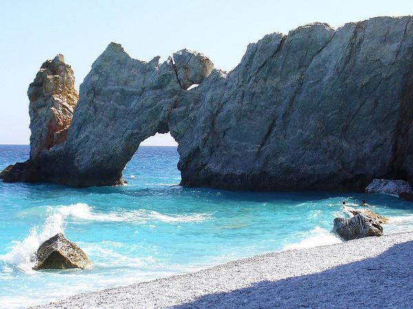 Bizarre Beaches Greece