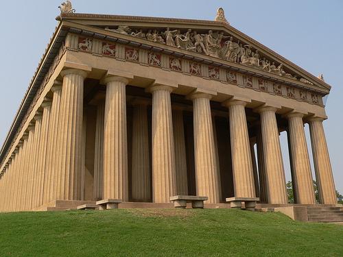 Ancient Athens The Parthenon