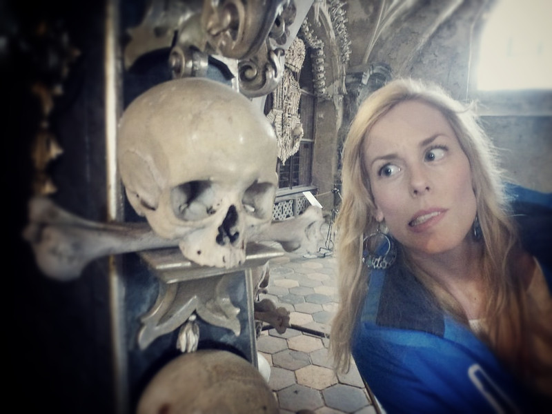 Bone Church of Sedlec: A Freakish Beauty!