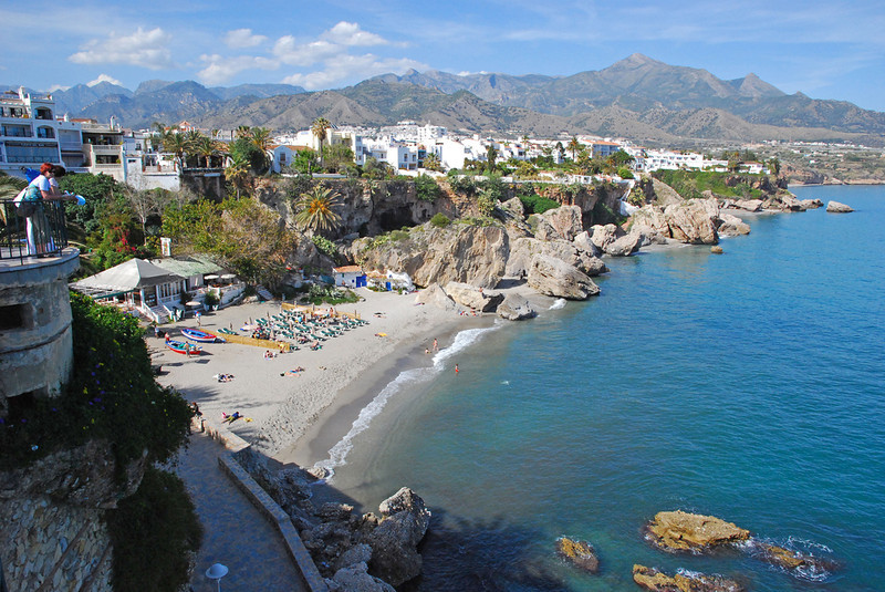Road Trips in Malaga Spain Beaches of Costa del Sol