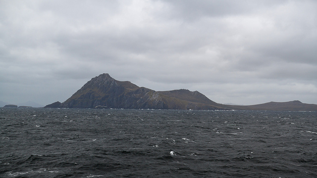 Sail through Drake Passage